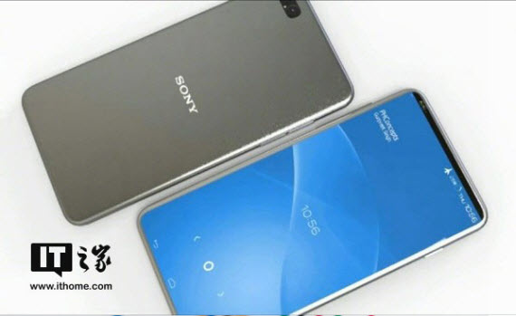 sony xperia a render