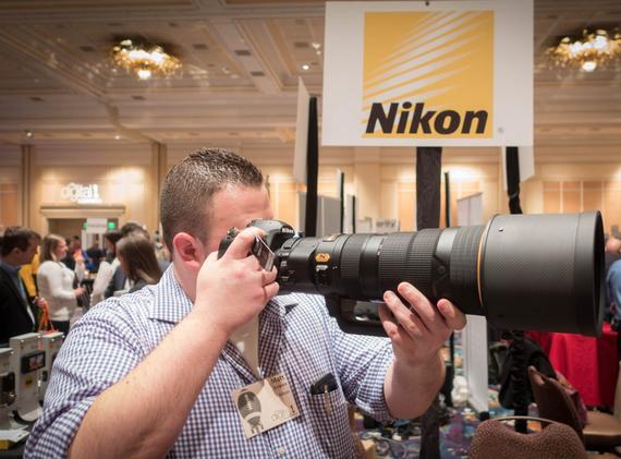 12 thousand dollars nikon telephoto lens