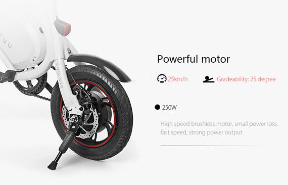 F-Wheel DYU-D1 Smart Bike