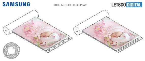 Samsung Rollable Display Fingerprint Sensor 2