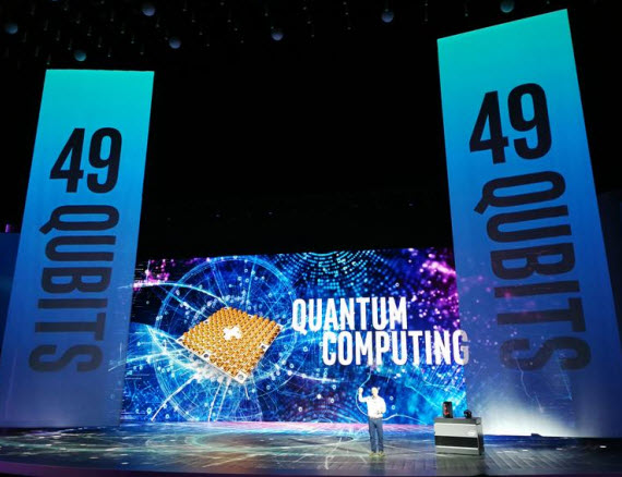 intel chip 49 qubits