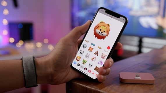 ios 11.3 new animoji