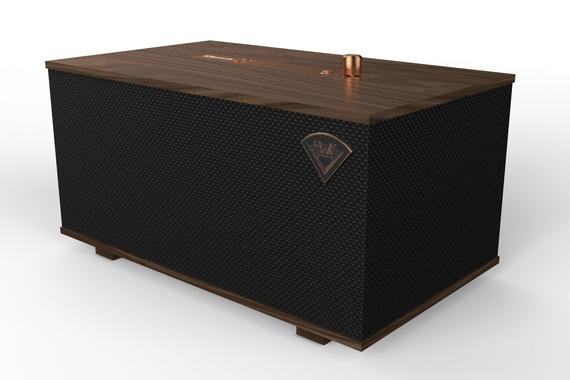 klipsch the three smart speaker
