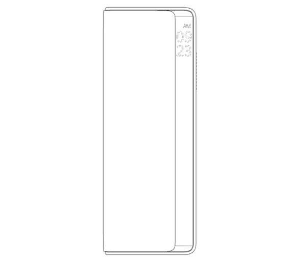 lg foldable phone patent 4