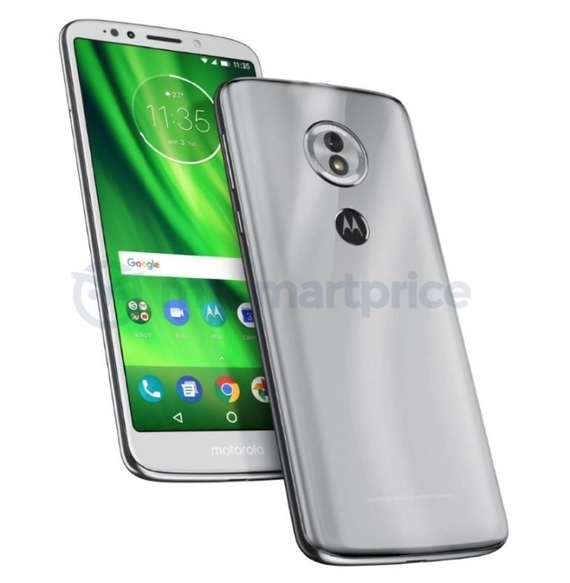 motorola moto g6 play new render