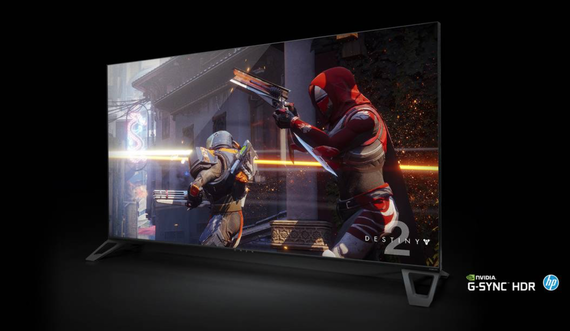 nvidia 65 inch 4k 120hz gaming display