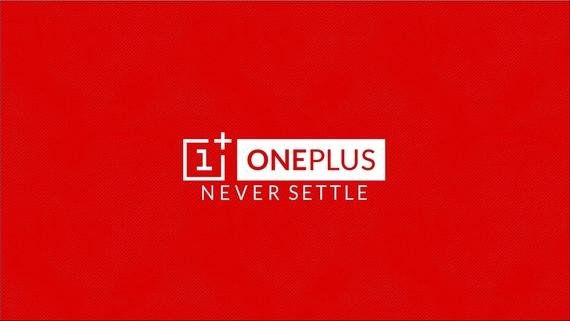 oneplus logo never settle
