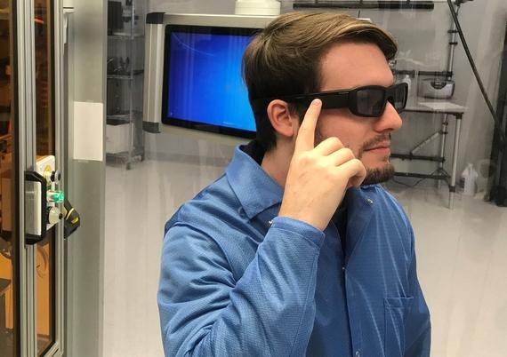 vuzix blade ar smartglasses 1