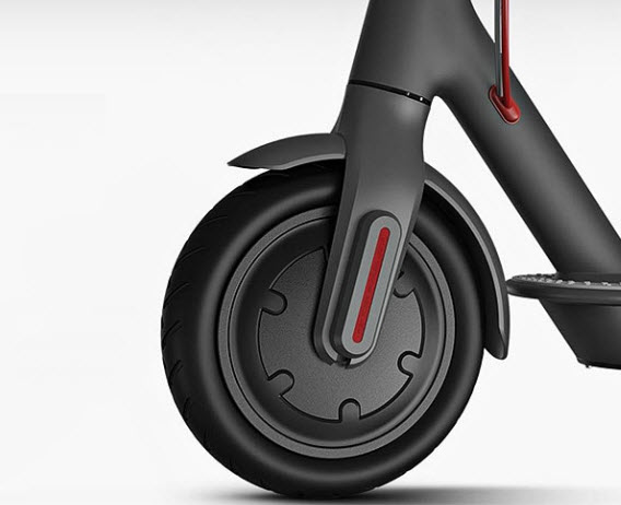 xiaomi electric scooter youth edition tire