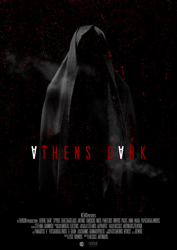 Athens Dark poster