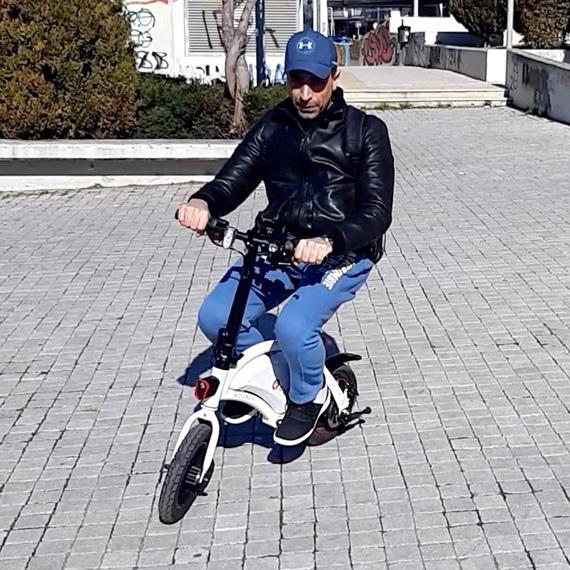 F-Wheel DYU-D1 hands-on