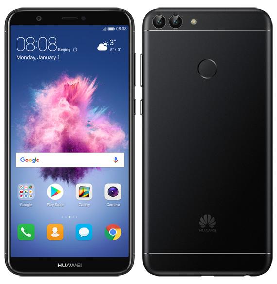 Huawei P Smart FullView black