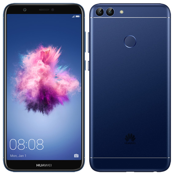 Huawei P Smart FullView blue
