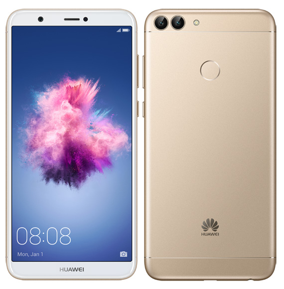 Huawei-P-Smart-FullView-gold