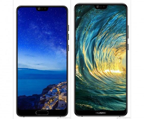 Huawei P20 και P20 Plus