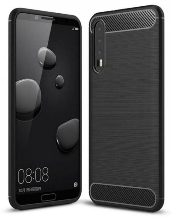 Huawei p20 plus case renders 2