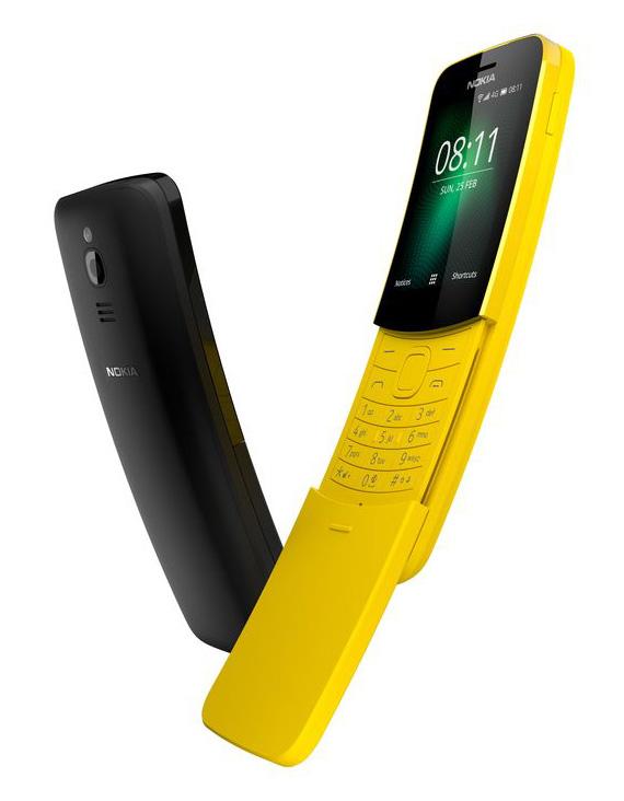 New Nokia 8110