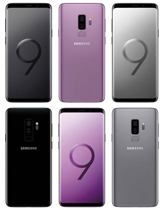 Samsung Galaxy S9 και Galaxy S9+