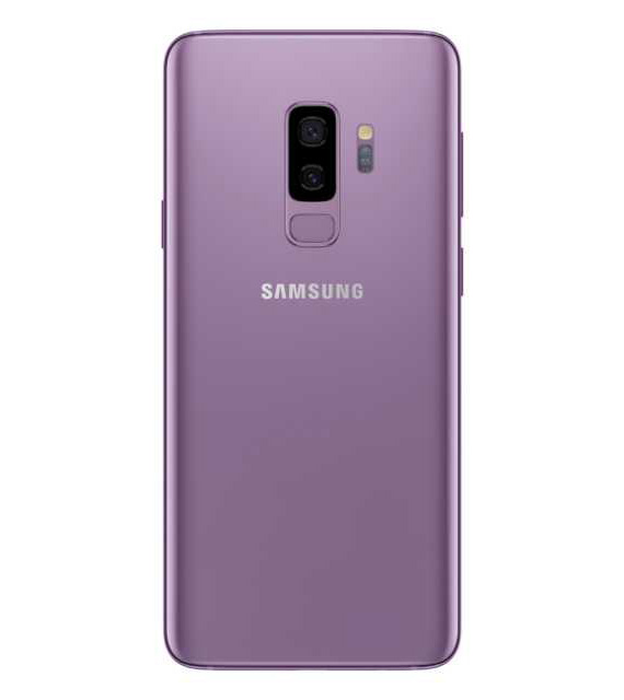 Samsung-Galaxy-S9-plus-back-rose