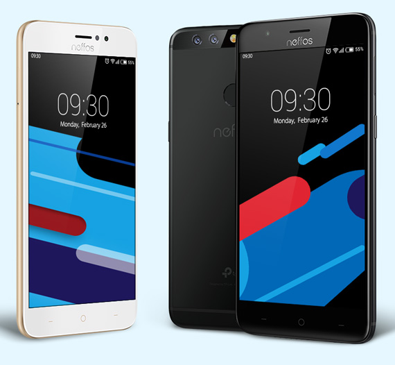 TP Link Neffos MWC 2018