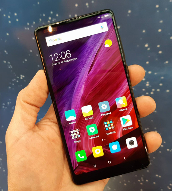 Xiaomi Mi Mix 2 Techblog