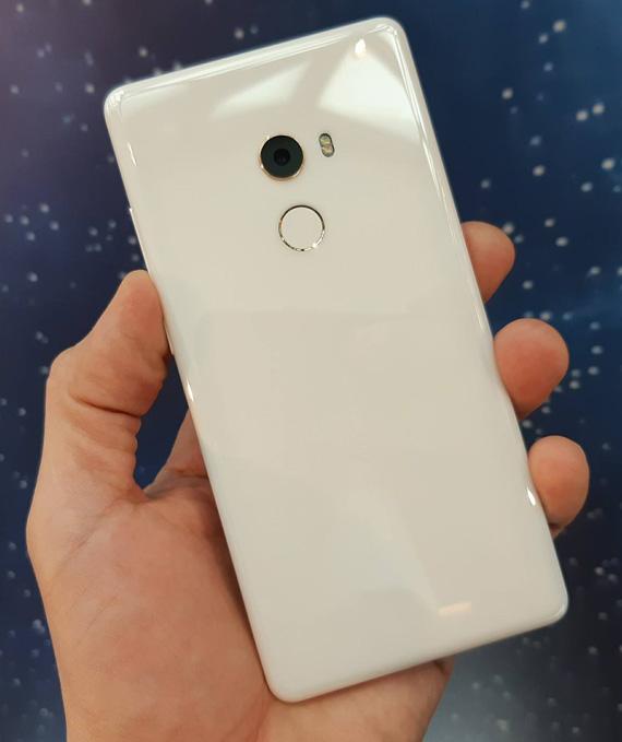 Xiaomi Mi Mix 2 Techblog