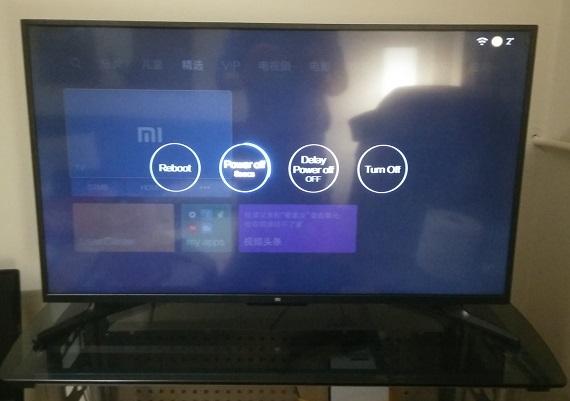 Xiaomi Mi TV 4A front