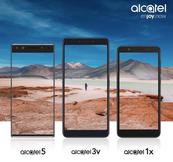alcatel 3v 1x 5