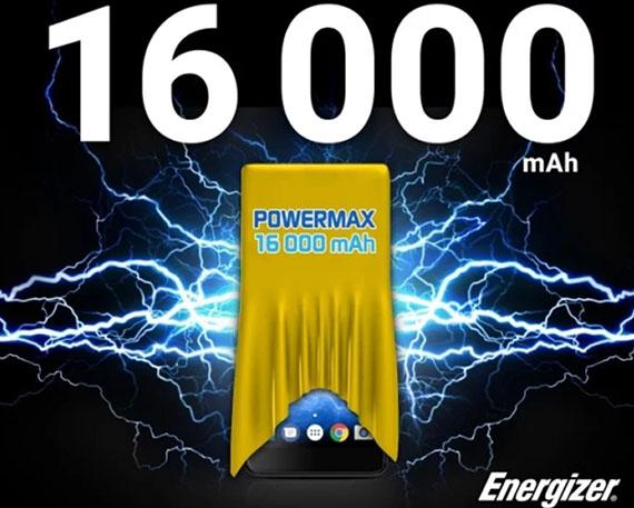 Energizer Power Max P16K ProQ