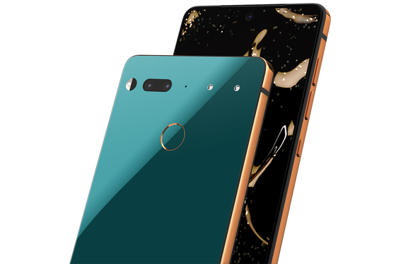 essential phone ocean depths color
