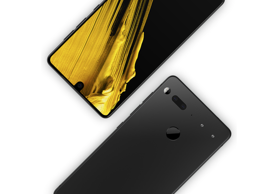 essential phone stelar grey color