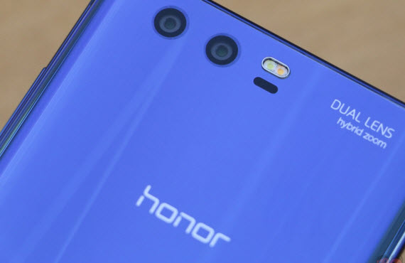 honor 9 rear