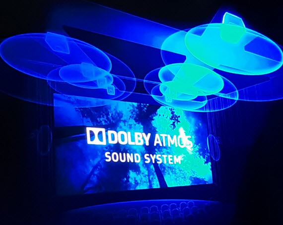 huawei matebook x pro 2018 dolby atmos