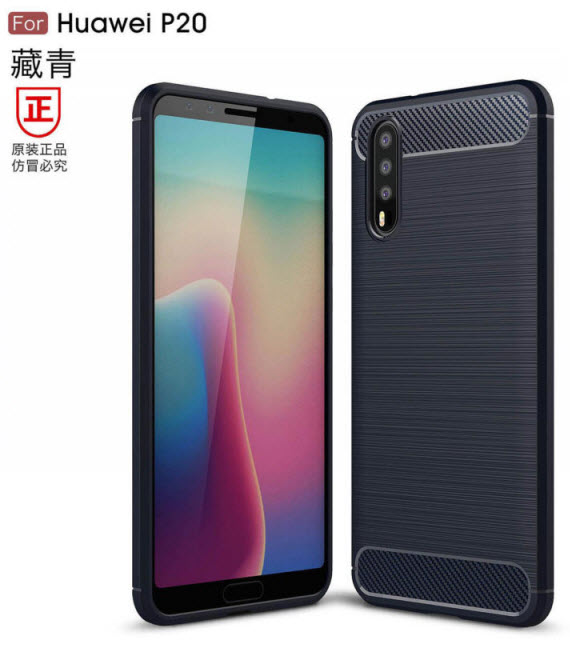 huawei p20 cases renders 1