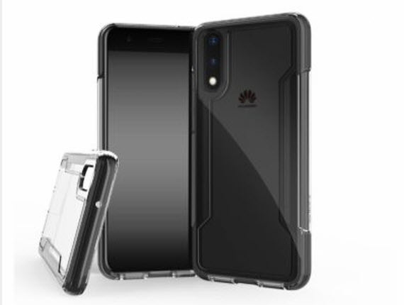 huawei p20 cases renders 3