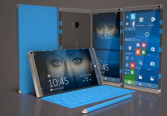 microsoft surface-phone