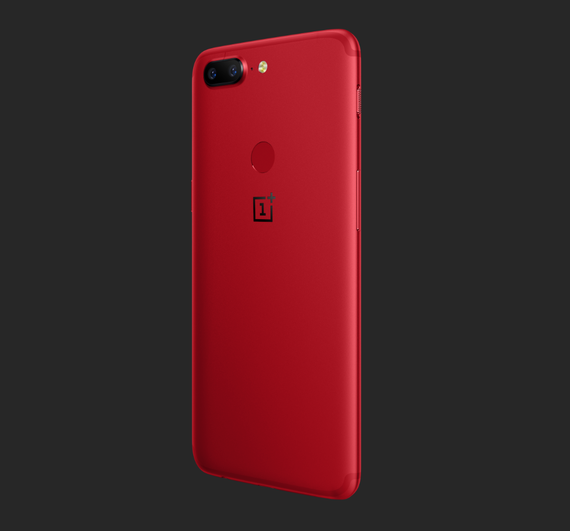 oneplus 5t lava red edition 2