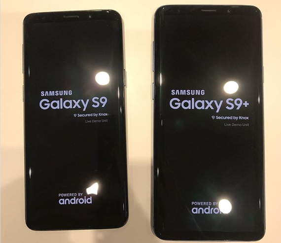 samsung galaxy s9 and s9+ full leak before announcement 1