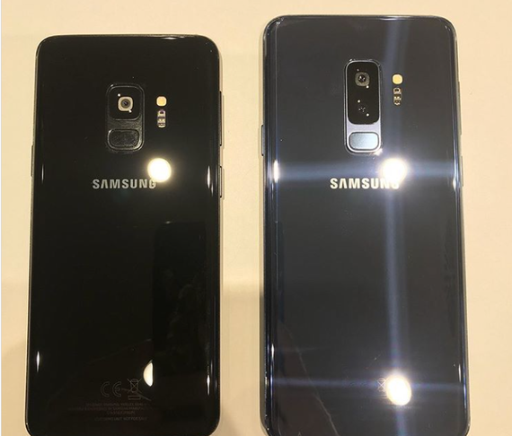 samsung galaxy s9 and s9+ full leak before announcement 2
