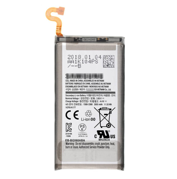 samsung galaxy s9 battery 1