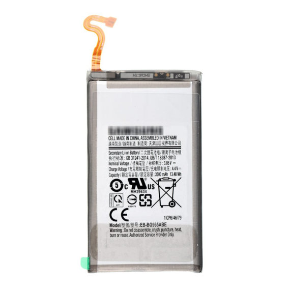 samsung galaxy s9 plus battery 1