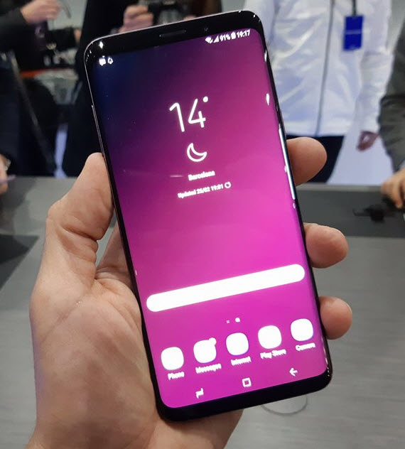 samsung galaxy s9 plus official