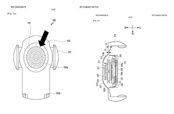 samsung patent car dock 5
