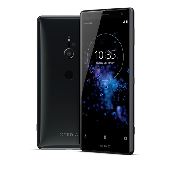sony xperia xz2 official renders 2
