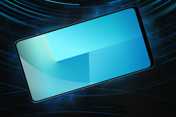 vivo apex bezel less concept phone 1