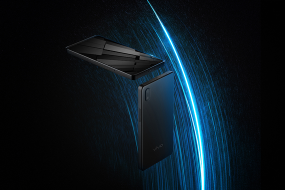 vivo apex bezel less concept phone 2