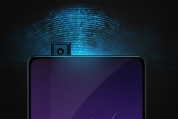 vivo apex bezel less concept phone 3