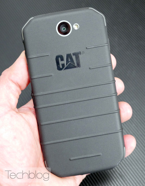 CAT S31 hands-on Techblog.gr