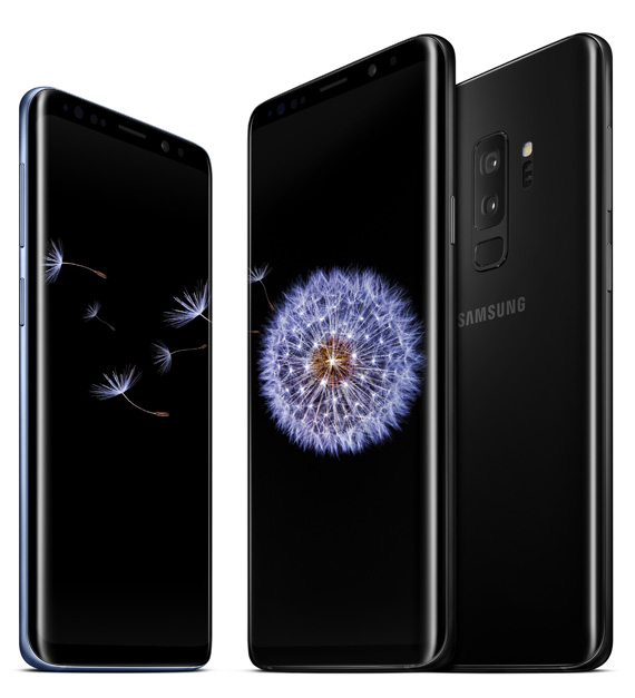 Galaxy S9 plus and S9 revealed