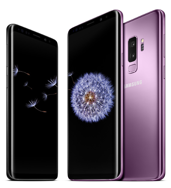 Galaxy S9 plus and S9 revealed 2